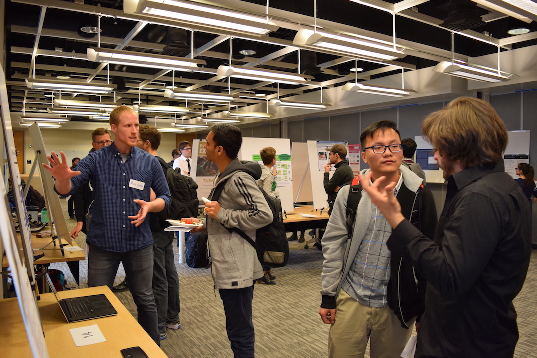 Graduate Research Expo Spring 2018